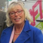District Councillor Alison Webb